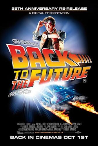 Back to the Future เจาะเวลาหาอดีต