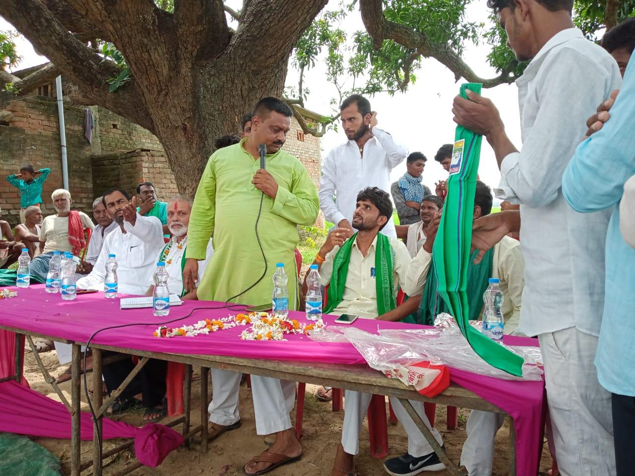 एनडीए सरकार में स्वास्थ्य और शिक्षा चौपट: रवि यादव