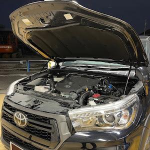 ハイラックス 4WD ピックアップのカスタム事例画像 きんしゃちさんの2021年07月11日08:24の投稿