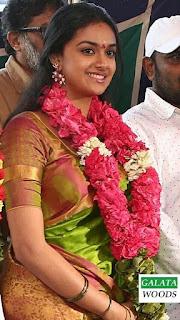 Keerthi Suresh Hot in Bairavaa Stills