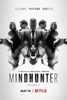 capa Mindhunter: Caçador de Mentes