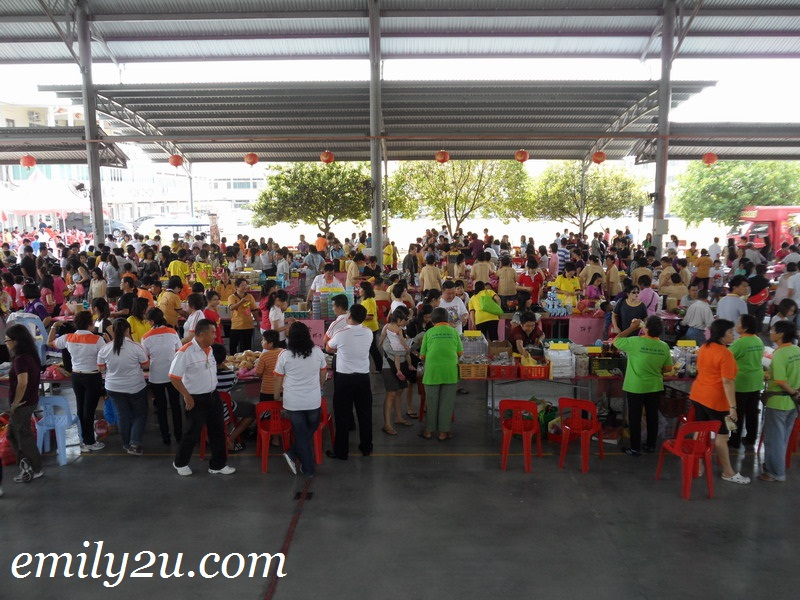 Perak Thalassaemia Society Food Fair & Charity Sale