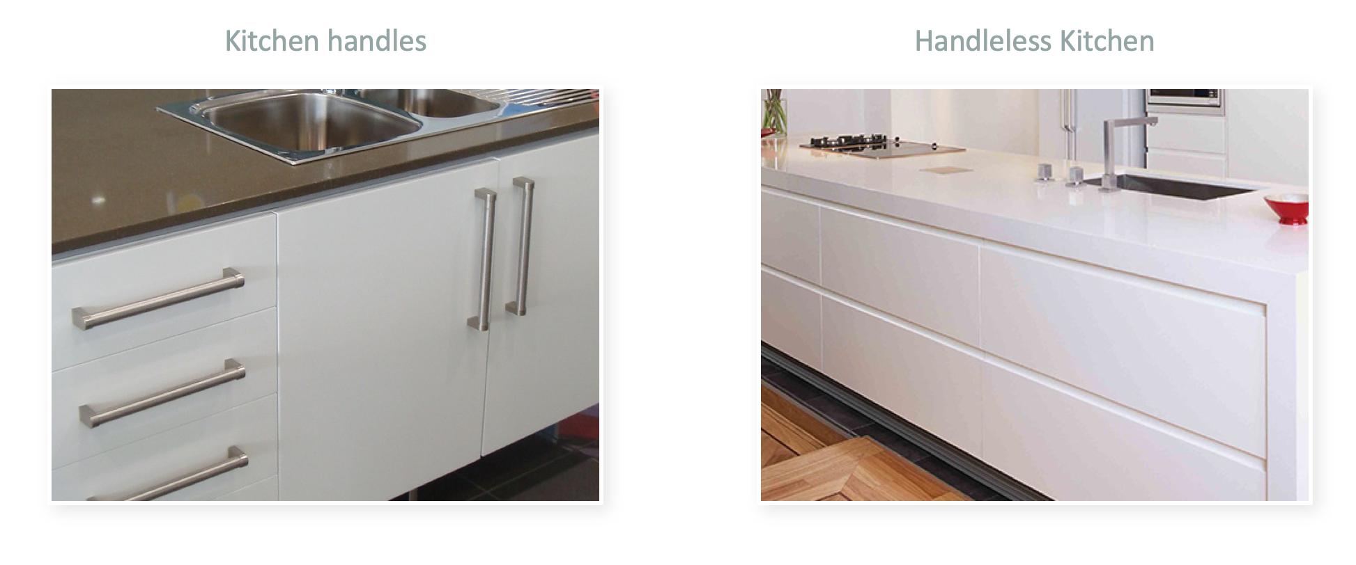 Usability vs. aesthetics - the kitchen version