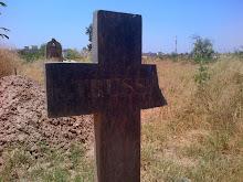 Tehka Cemetery in Shambles 2