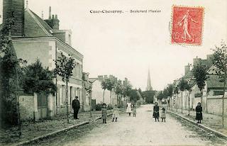 Des rues et des Hommes à Cour-Cheverny