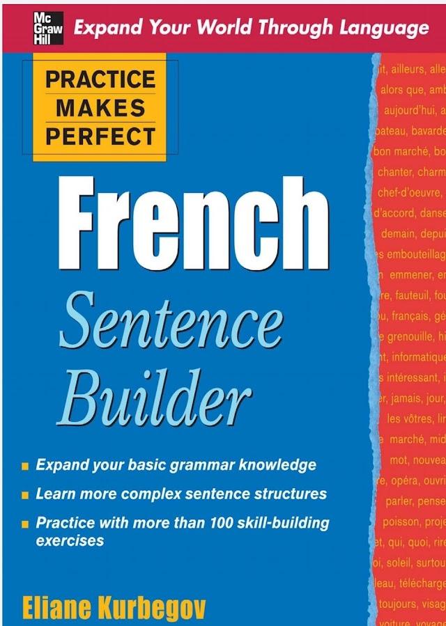 French Sentence Builder by Eliane Kurbegov
