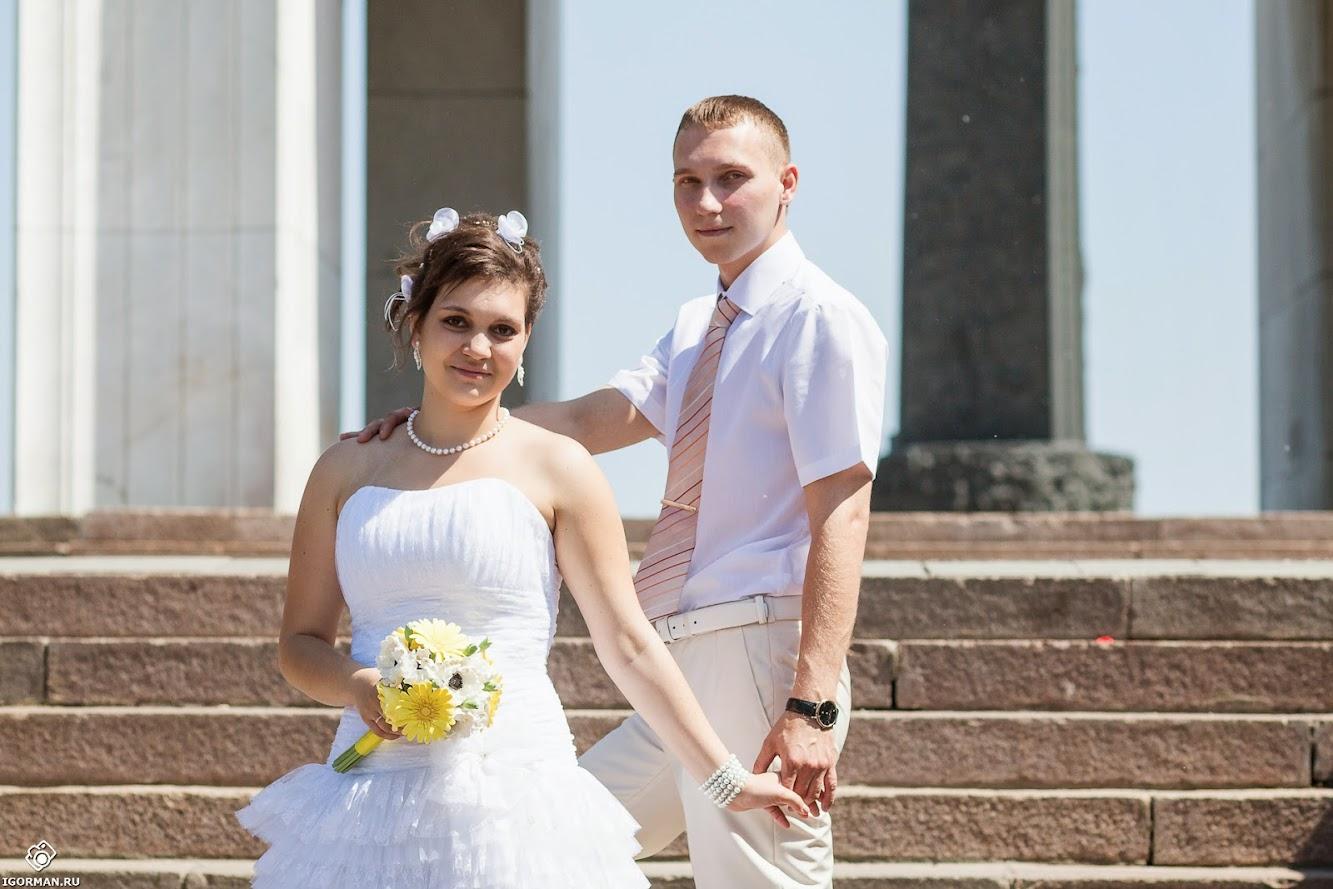 Свадебная бесплатная на условиях TFP