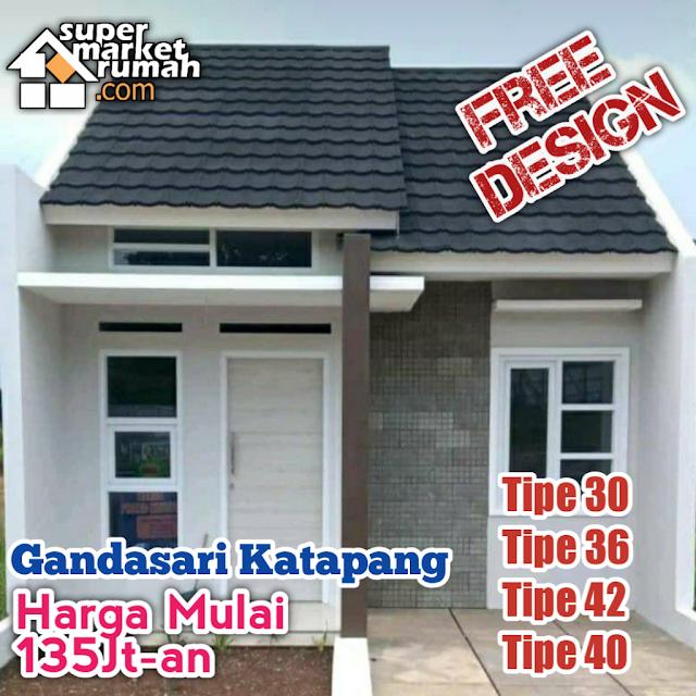 Perum di Katapang Soreang, Free Design Harga Mulai 135Jt-an