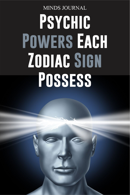 Psychic Powers Each Zodiac Sign Possess