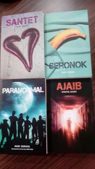 Paranormal, Ajaib, Santet, Seronok