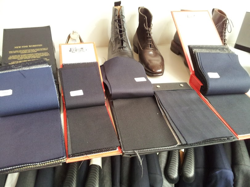 Wools at £550, £650, £750 (double book)  & £850 from left to right