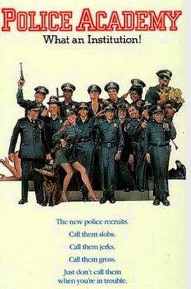 best cop movies