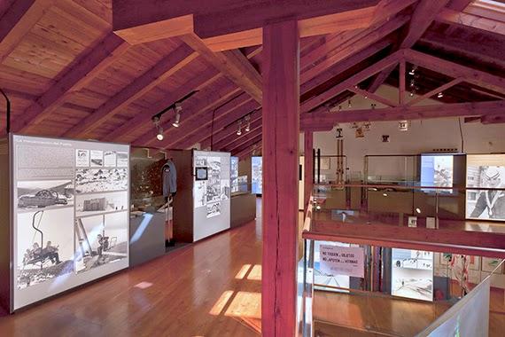Museo del Esquí Paquito Fernández Ochoa, en Cercedilla