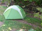 Nikwax Solar Proofed Tent