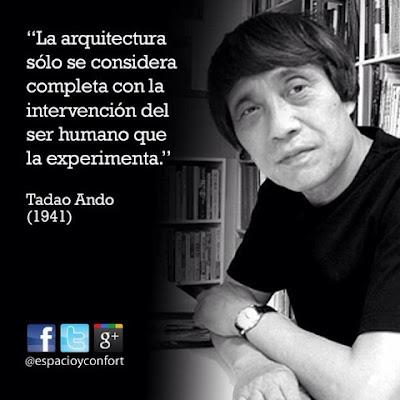 Frases de arquitetura