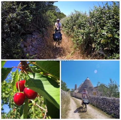 IT 1A Brompton ciclorutas Puglia