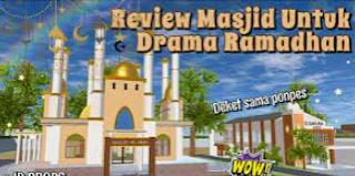 ID Masjid Sakura School Simulator Dapatkan Disini Aja