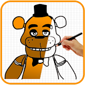 How To Draw FNAF APK Icon