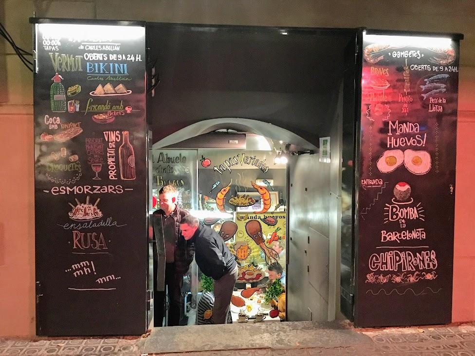 Barcelona, Tapas24