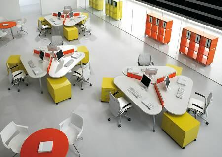 Arredo ufficio e sale riunioni a bergamo e provincia for Scrivanie ufficio on line