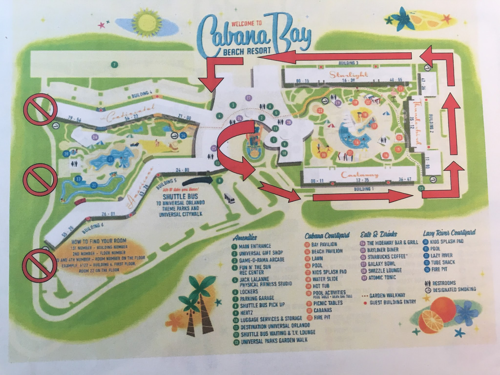 Seth Kubersky S Best Week Ever December 24 2017 Universal Orlando Star Wars Staycation At Cabana Bay Touringplans Blog