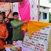 विधायक राकेश गिरी ने विधानसभा की 2 ग्राम पंचायतों में जल जीवन मिशन के तहत नल जल योजना के अंतर्गत किया भूमि पूजन