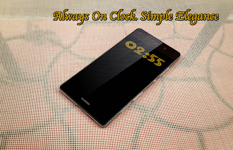 Always On: Ambient Clock v1.4.4 Pro