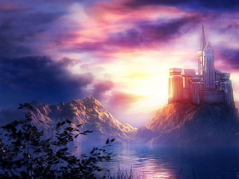 Weird Lands From Dream 2, Magical Landscapes 6