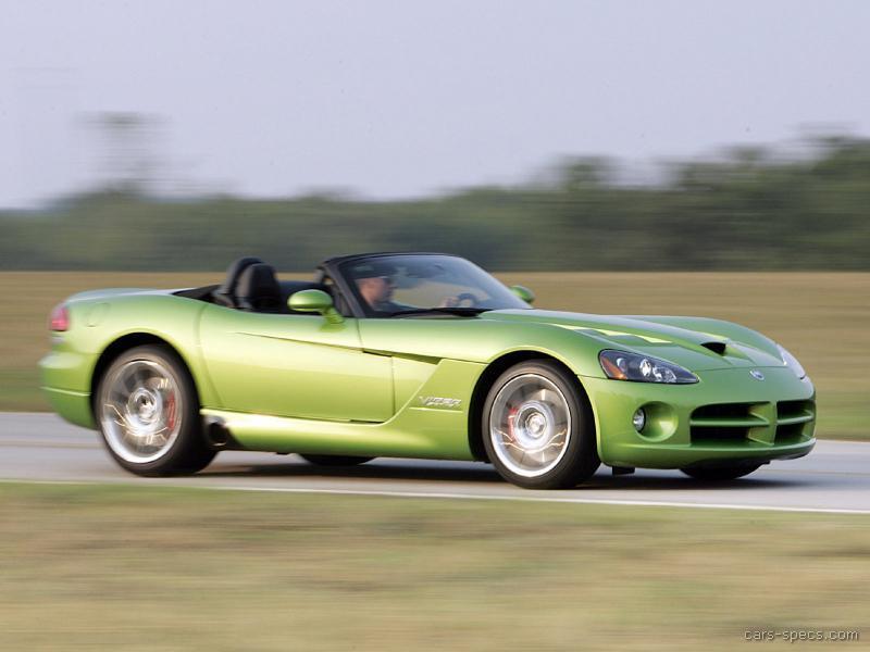 2008 Dodge Viper SRT-10 Roadster News and Information