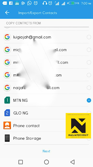 How To Backup Your Contacts To Your Google Account On An Android Phone 4