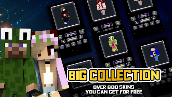 Skins Youtubers For Minecraft Apps On Google Play - Skins para minecraft youtubers