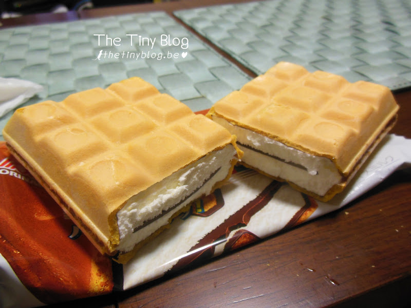 Japanese Home Cooking Kitchen Homestay Waffle Choco Ice-Cream