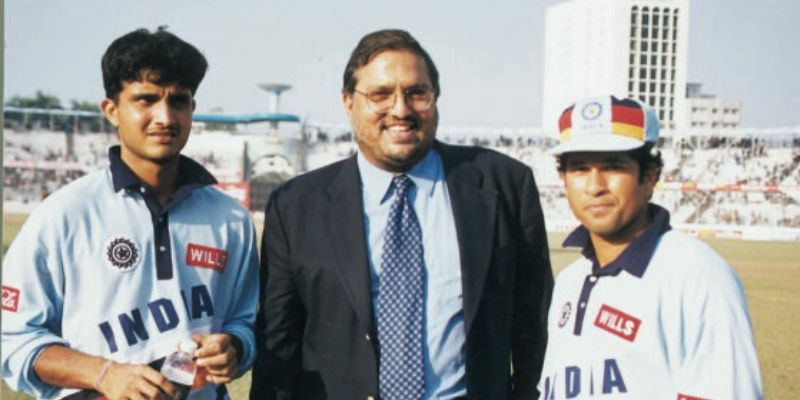 Who would have thought that Sachin would become the biggest brand of cricket 25-27 years ago?