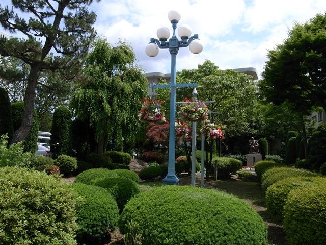 盛岡市内銅像