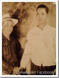 Luisito Quezada y Cesar  Hernandez