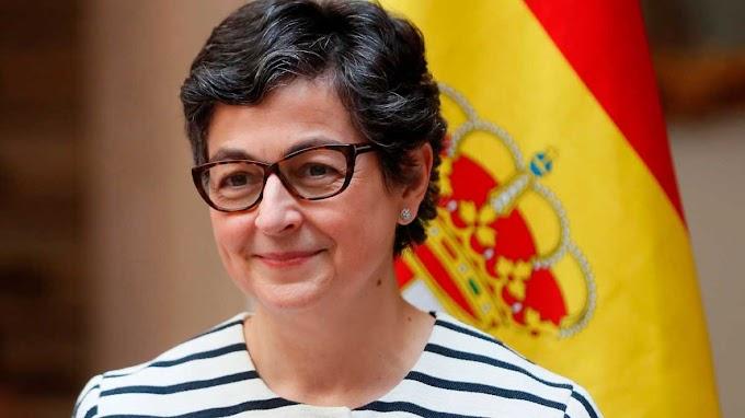 """Laya: """"La acogida de Ghali no fue un error, y Ceuta y Melilla nunca serán objeto de negociaciones con Marruecos."""""""