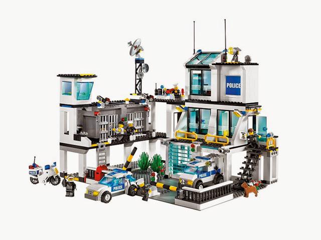 7744 レゴ 警察署