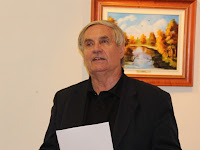 02 Enyedi Béla ismertette a festőművész munkásságát.JPG