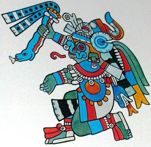 Tlaloc, Gods And Goddesses 6