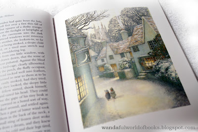 Wind in the Willows, illustrated by Inga Moore, The Village