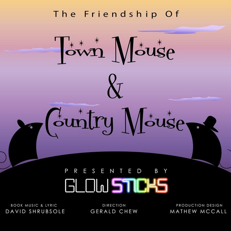The Friendship of Town Mouse & Country Mouse (Tickets Giveaway!)