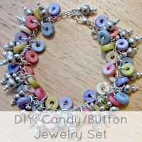 candy jewelry set
