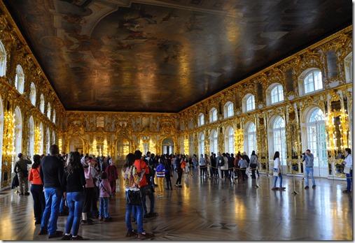 6 tsarskoye selo salle de reception