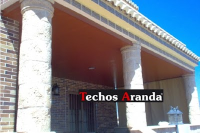 Presupuesto techos de aluminio para baños Madrid