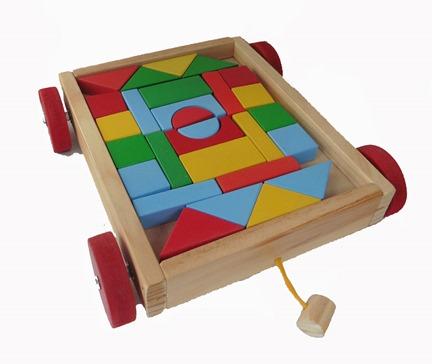 carrito con bloques - carro con bloques