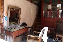 Village de Xizhou : salon de coiffure