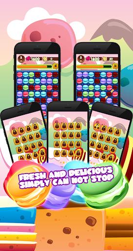玩免費休閒APP|下載Macaron Cookie Link Soda Jam app不用錢|硬是要APP