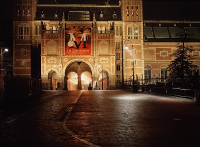 Rijksmuseum Amsterdam, some time ago