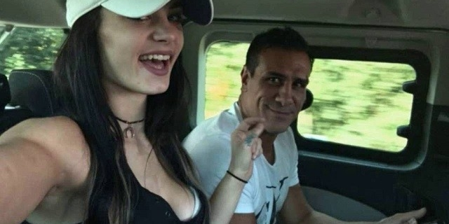 WWE Alberto Del Rio And WWE Diva Paige engaged!