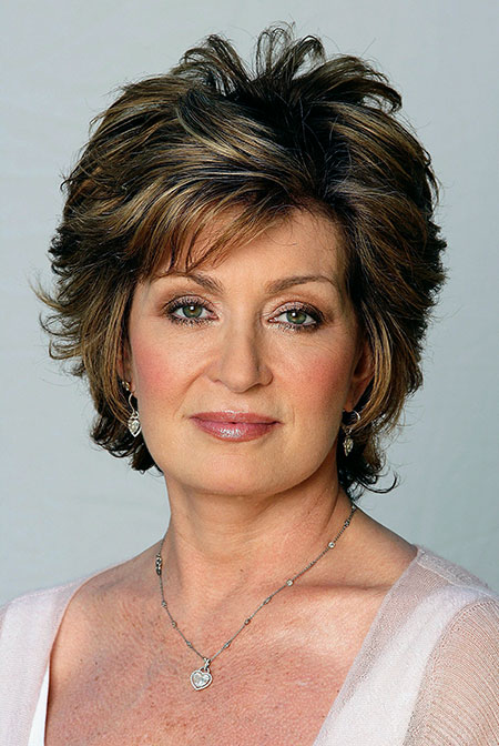 CRAZY SPIKY SHORT HAIRCUTS FOR LADIES &OLDER WOMEN 14